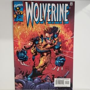 Marvel Comics: Wolverine (#159)